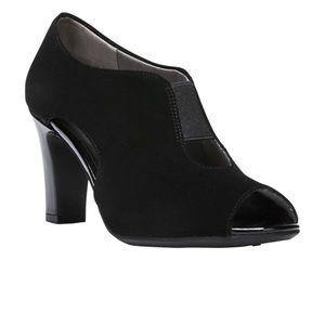 💓HP💓Life Stride Peep Toe Heels